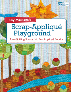 Front Cover of Scrap-Applique Playground