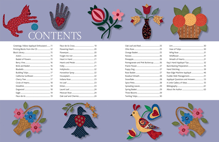 Inspired by Tradition Table of Contents